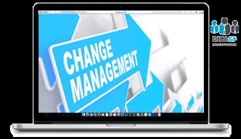 CHANGE MANAGEMENT OU A GESTÃO DA MUDANÇA