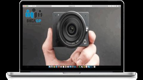 Z Camera E1 é uma GoPro que troca de lente