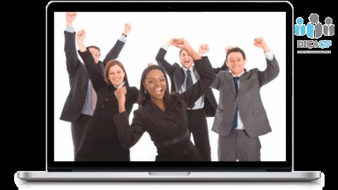Free Template Revisão Anual Funcionários