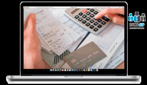 Free Template Relatório de Despesas