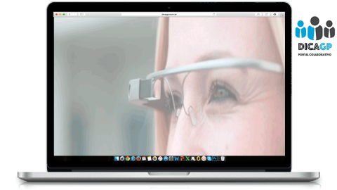 Google Glass passa a se chamar Project Aura