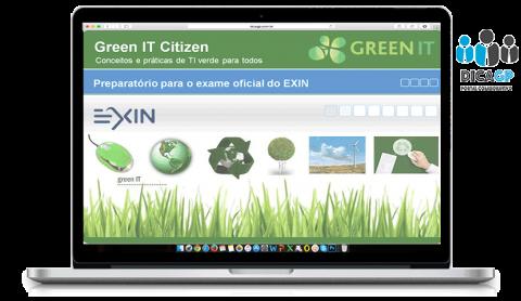 Certificação Green IT Citizen – GRITC