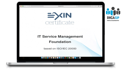 Certificado ITSM Foundation – ITSM20F