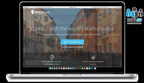 Para o empreendedor que vai viajar: Startuptravels