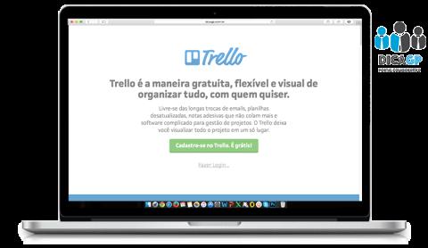 Para o empreendedor organizar seu projeto: Trello