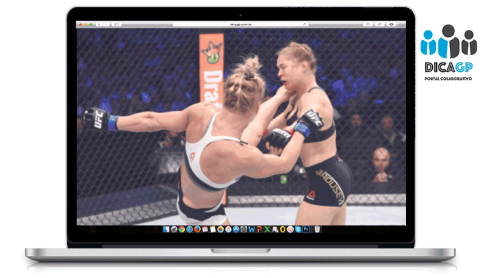 Holly Holm chutou Ronda Rousey com 50 libras de força, diz Ciência