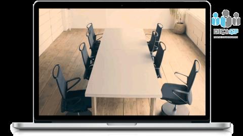 Cadeiras inteligentes para escritório executivos